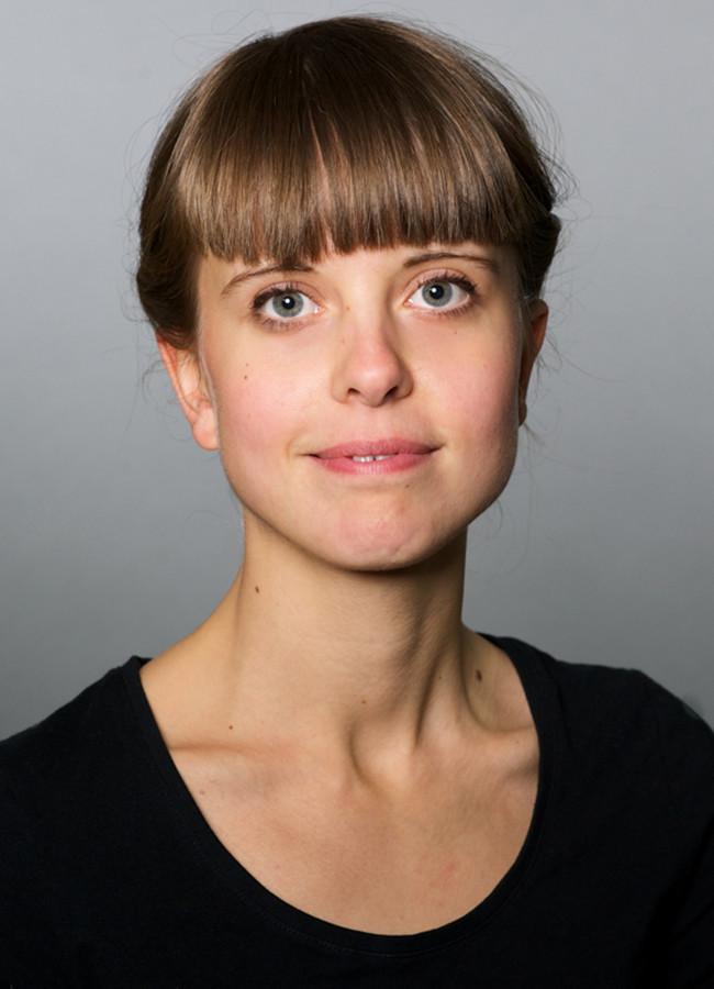 Hanna Bernhardsson porträttfoto
