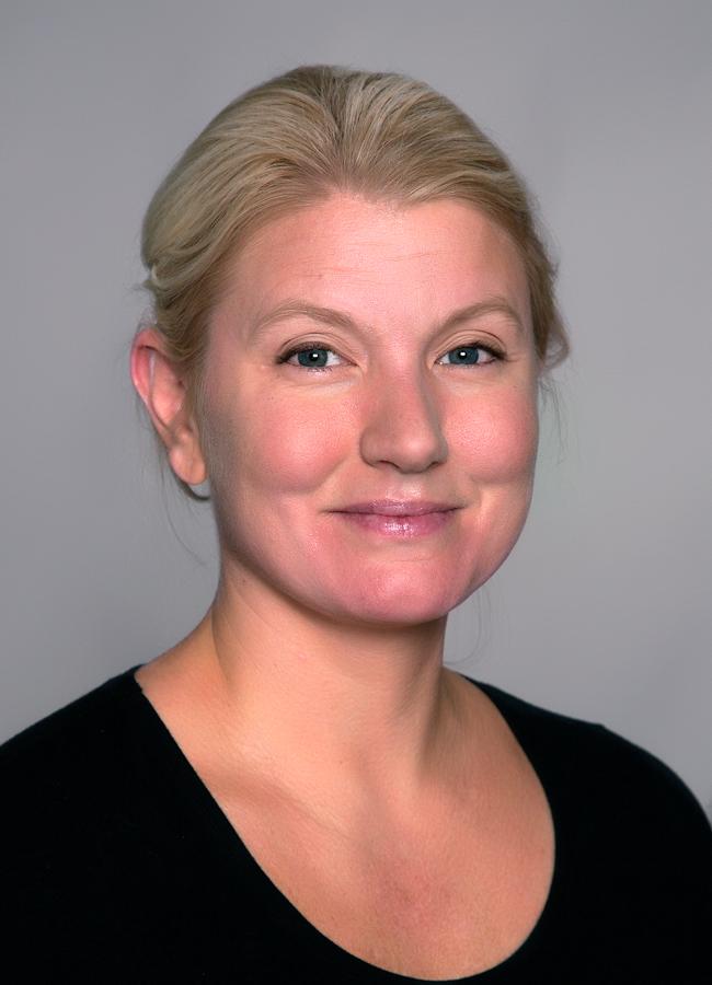 Jenny Stålberg porträttfoto