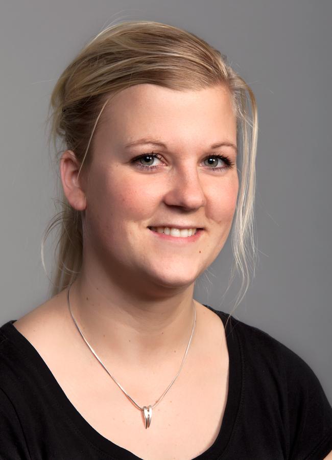 Johanna Sandholm porträttfoto