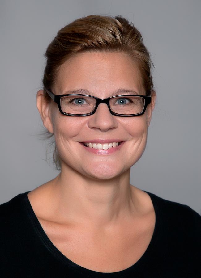 Lisa Kellerman porträttfoto