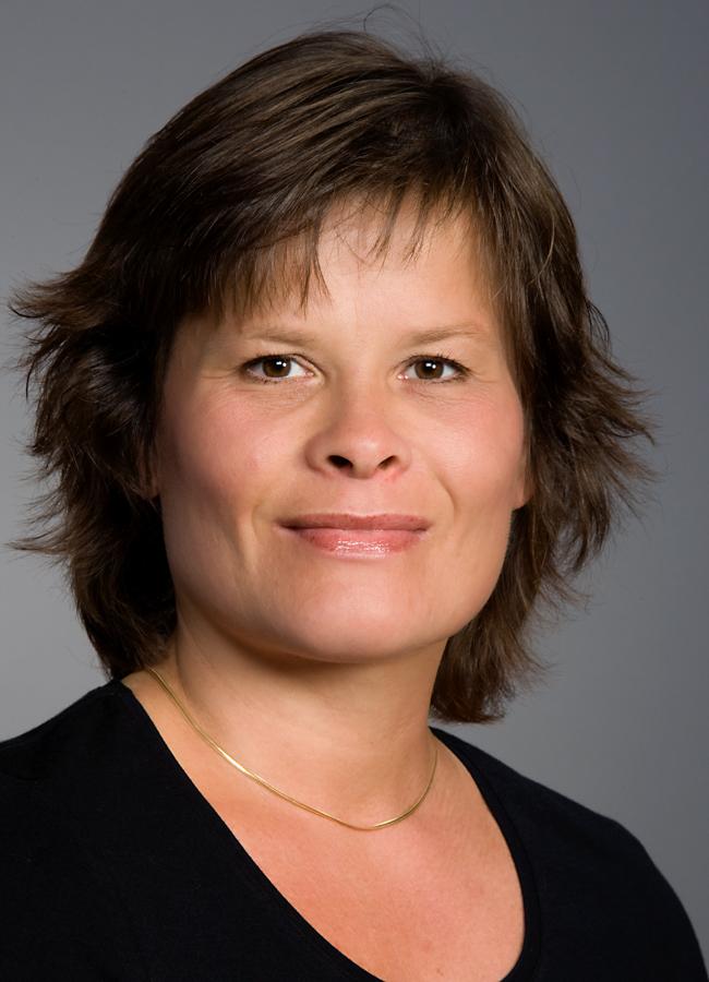 Lisbet Holm porträttfoto