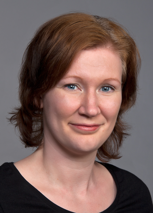 Therese Bjärud porträttfoto